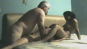 teaches mum daughters Mature husband black