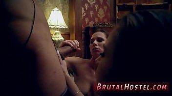 rough brutal dildo slave couple fist American incest biker films