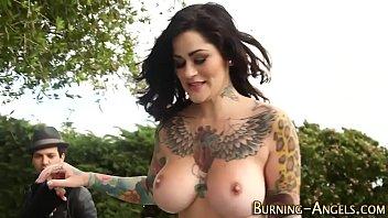 gets babe ass flawless black her cummed on Une amatrice godee avant la sodomie