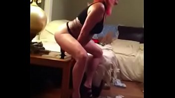 fucking wife films dildo Fat housemaid fishnet