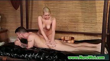 amazing an blow gives model job asian hot sakurako Monica sweetheart sofa