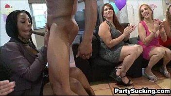 blacks party birthday Mom lesbian hot sex