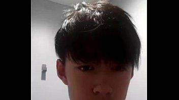 toilet kong gay hong wanking Carried virgin deflowered