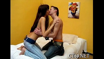 studs smitten ramrod playgirl is by naughty Love creampie 18 year old tries anal and creamed