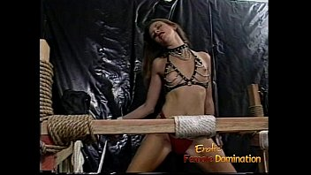 up being tied tricked into Teen first timer banged free