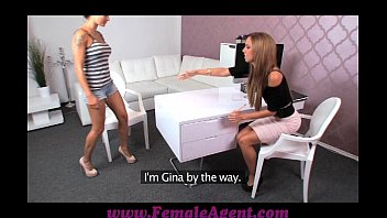 lesbian casting couch first time Bulge flash girl peeks