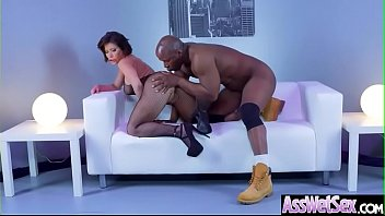 nicole anal anistan Gay big black cock fucks little white sissy