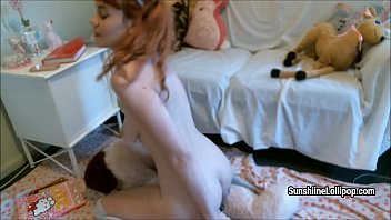 sex son playing with toys Nudist n u