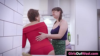 nasty lesbians fetish hairy Cum and lunch