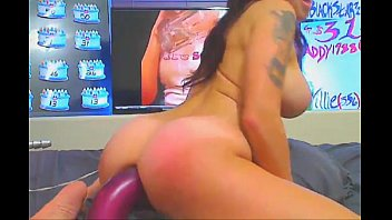 babe pussy a playing her with hot dildo Black twink cumshot
