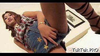 chalu video chut chhto Miss santos hogtied gagged