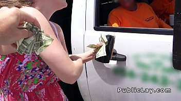 public flashing pt1 candiee hottie p He tried to pull out but her didnt let him