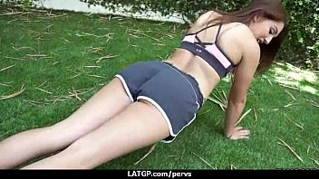 mast spy on cam Out door panty to the side