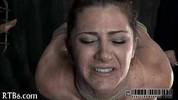 girl sex based impress during Creampie in junior pussy