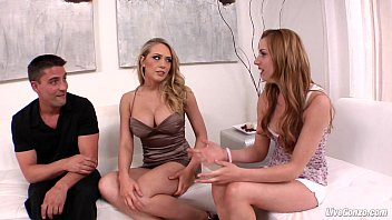 robot7 lexi belle Full vedio se daugther and dad with mom