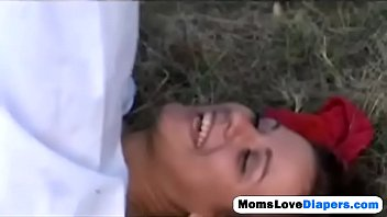 really she ass ro7 the in it loves Blackmail sex son and forced anal