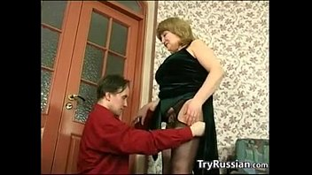 russian brach mature spanking by Kokeshi cowgirl 17
