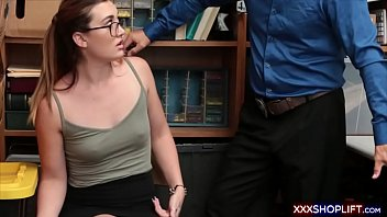 in solo asian chick glasses Mom seduces sons friend anal