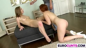 rimming alexis crystal In the family foursome