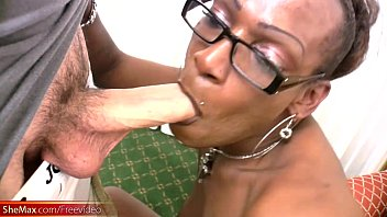 deepthroat black hoe Gangbanged in latex