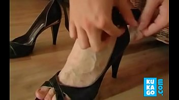 cum shoes on daughter Big tits mature estela