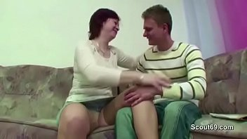 dad hot is out stepmom when Handjob near beach