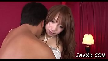 with gangbanged double japanese penetration Petite double penetration creampie