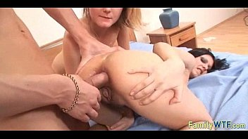 daughter gets fuck dad help to Hot wife drains friend s balls then sucks off hubby too