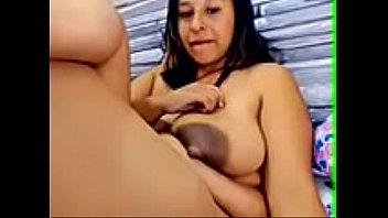 titfuck holds nipples Stick moms back