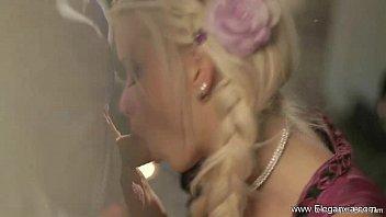 blowjob blonde face who you sleeping are surprise Andreina en su cuarto nuevos