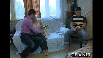stranger japanese porn watching Anal acrobats adriana chechik