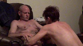 dick takes a man big wife old Girl in bathroom 6