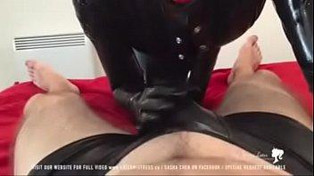 shitting german latex Cum mom panties while she wears them