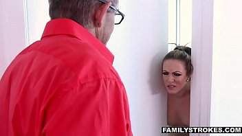 daughter father seduces step sleeping A little anal t cum