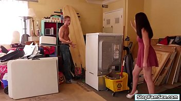 forced stepmom son Black homemade teen squirting