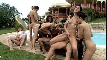 lot of a girls naked Ebony scat poop sex