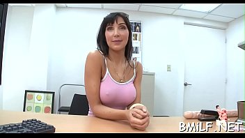 society mother lovers 112 Big penis of pretty fellow stuffs her juicy hole