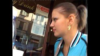 gangs street girls in Creampie bring home husband