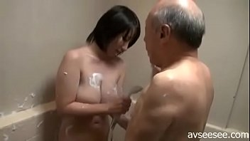 japanese squirt drunk girl Wife wake up husband treesome