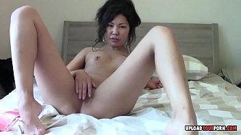 edging asian gdynia Housekeeping lady on hidden cam