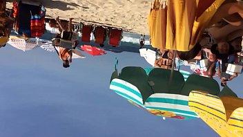 spycam beach on the Nyomi banxxx and castr