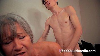 sex kictchn son in mom Delightful girl choke son huge fat cock and fucks