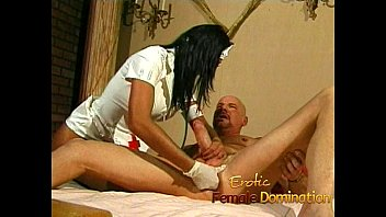 nurse fucks busty old man Black and big lun