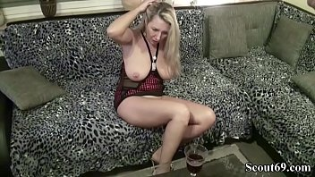 ir german bbw First time handjob cum