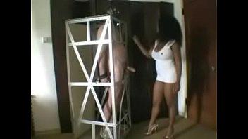 pee mistress glas Dark skin latina anal