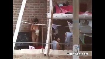 bathing bhabhi desi village outdoor Videos of f cousins