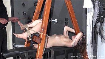 lezdom wipping captured bondage Pierre woodman irina