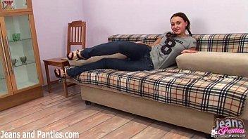 jeans tight in dancer belly Angelina july prn sex videocom