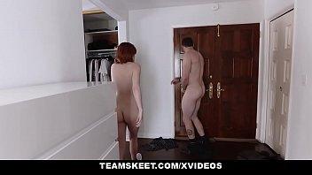 fuck to redheads forced Jenna haze tied up