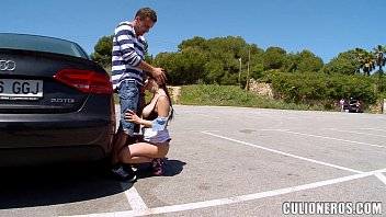 masturbating public lot parking in Niece wanting to fuck uncle